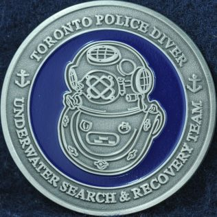 Toronto Police Service Underwater Search and Recovery Team
