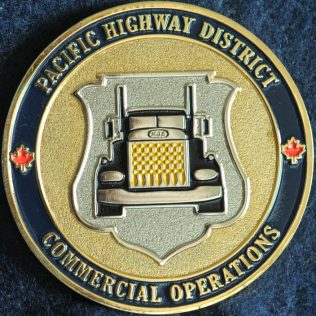 Canada Border Services Agency CBSA - Pacific Highway District Commercial Operations