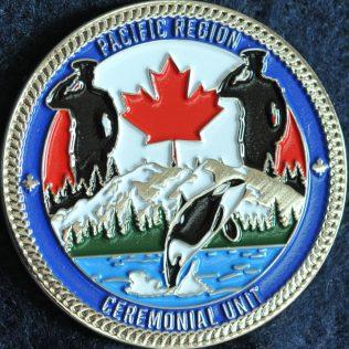 Canada Border Services Agency CBSA - Pacific Region Honour Guard