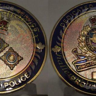 Edmonton Police Service Chief