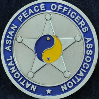 National Asian Peace Officers Association, Chigago Illinois
