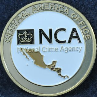 National Crime Agency Central America