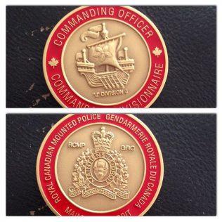 RCMP J Division Commanding Officer