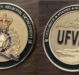 RCMP E Division UFVRD