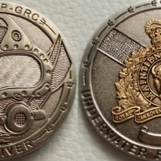RCMP URT Silver and Gold