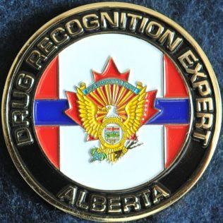 Alberta Drug Recognition Expert