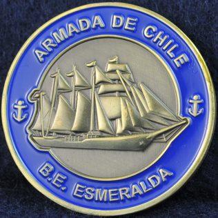 Armada De Chile B.E. Esmeralda
