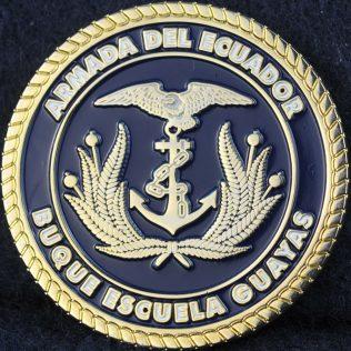 Armada Del Ecuador GUAYAS 2017