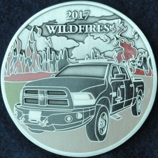 British Columbia Conservation Officer Service 2017 Wildfires