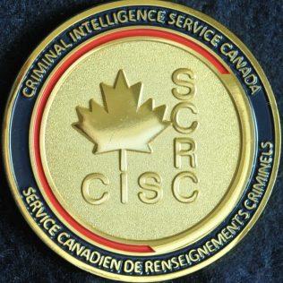 Criminal Intelligence Service Canada