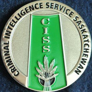 Criminal Intelligence Service Saskatchewan