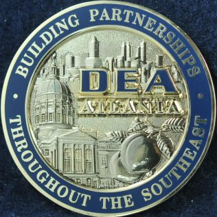 Drug Enforcement Administration DEA Atlanta Field Division