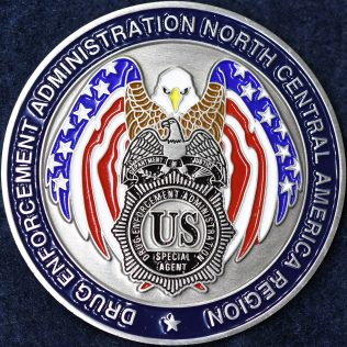 Drug Enforcement Administration DEA North Central America Region