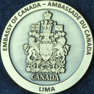 Emergency Management and Security Embassy of Canada Lima