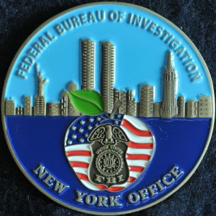 US FBI New York Office Special Surveillance Group