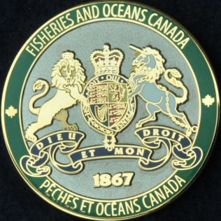 Fisheries and Oceans Canada 150 Anniversary