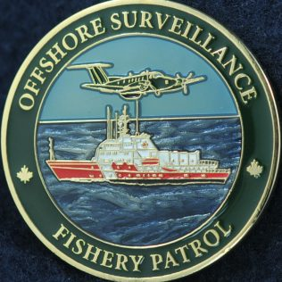 Fisheries and Oceans Canada Offshore Surveillance