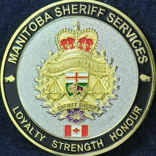Manitoba Sheriff Services