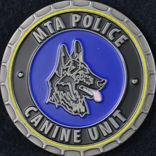 US Metropololitan Transportation Authority Police Department PDS