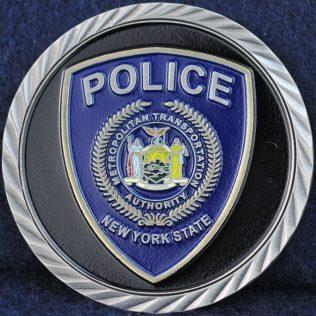 US New York State Metropolitan Transportation Authority Police Department