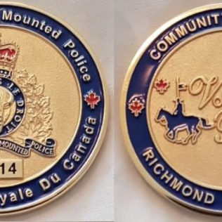 RCMP Richmond 2014