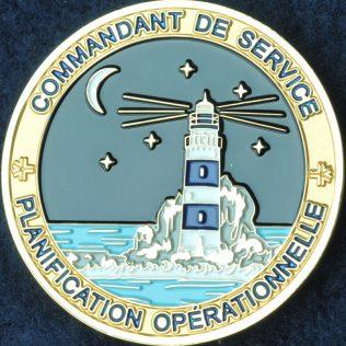 SPVM Commandant de Service