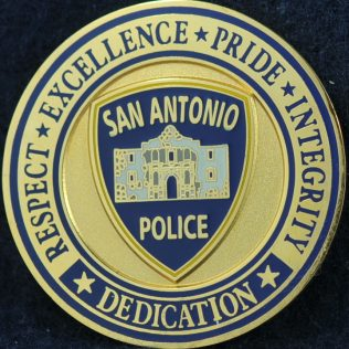 US San Antonio Police Department