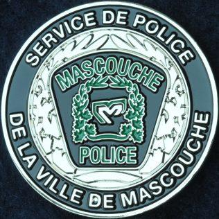 Service de police de la ville de Mascouche