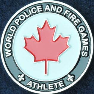 Surete du Quebec - World Police and Fire Games