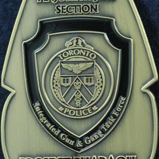 Toronto Integrated Gun and Gang Task Force Project Pharaoh