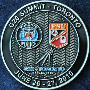 Toronto Police Service G20 Summit