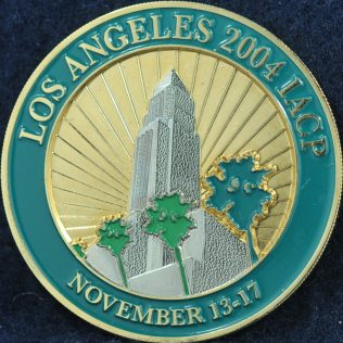 US Los Angeles Police Department Founded 1869
