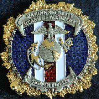 US Marine Security Guard Detachment American Embassy Panama