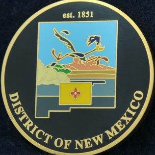 US Marshal District of New Mexico