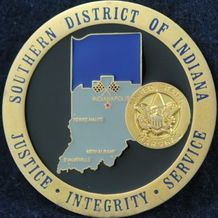 US Marshal Southern District of Indiana