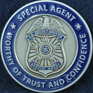 US Secret Service Worthy of Trust and Confidence Est.1865