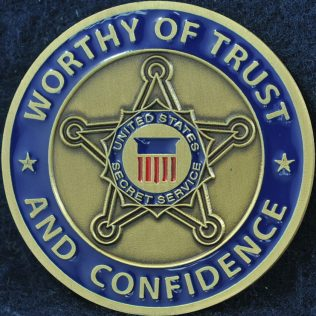 US Secret Service Worthy of Trust and Confidence Tradition of Excellence
