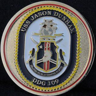 US USS Jason Dunham DDG109