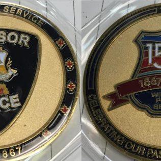 Windsor Police 150 Anniversary