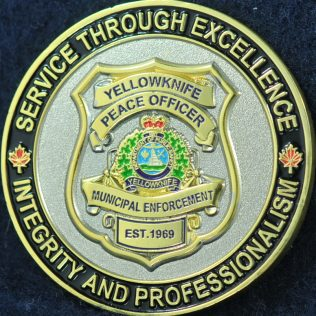 Yellowknife Peace Officer Municipal Enforcement