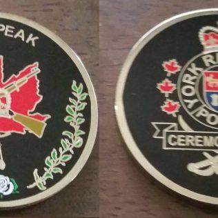 York Regional Police Ceremonial Troop