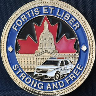 Alberta Sheriff Alberta Legislature Protection Services