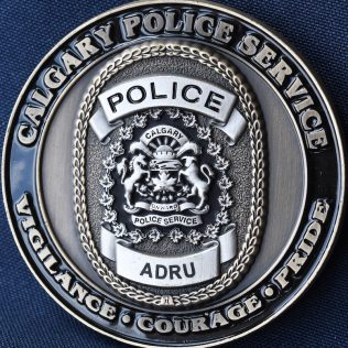 Calgary Police Service Drug Recognition Expert