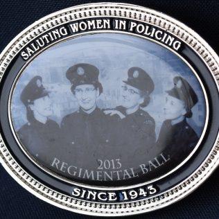 Calgary Police Service Regimental Ball 2013