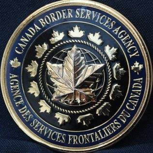 Canada Border Services Agency CBSA - CBSA in the USA 2nd version