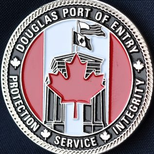 Canada Border Services Agency CBSA - Douglas Port of Entry