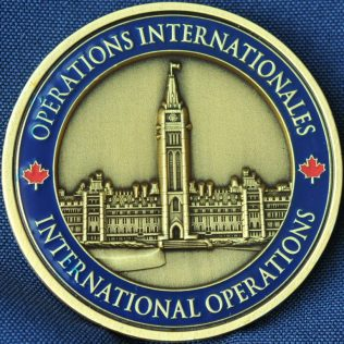 Canada Border Services Agency CBSA - International Operations