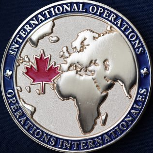 Canada Border Services Agency CBSA - International Operations Africa-Europe