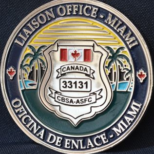 Canada Border Services Agency CBSA - Liaison Office Miami