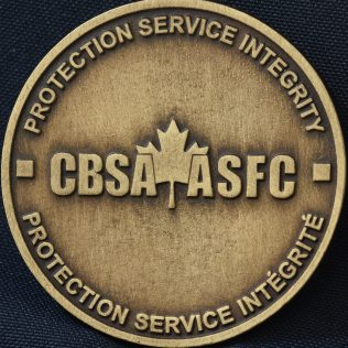 Canada Border Services Agency CBSA - Protection Service Integrity